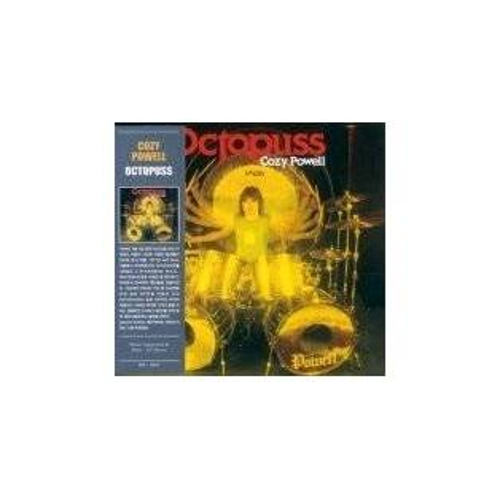 Cozy Powell - Octopuss (紙ジャケット仕様) CD
