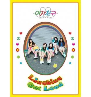 GFRIEND - 1st Album: LOL CD (Laughing Out Loud version)