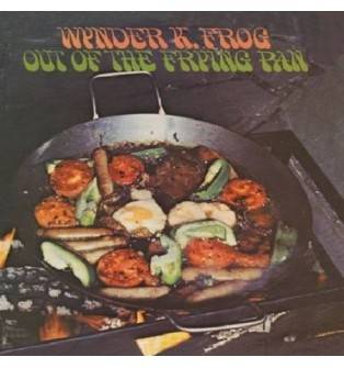 Wynder K. Frog - Out Of The Frying Pan Mini LP CD