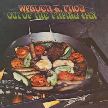 Wynder K. Frog - Out Of The Frying Pan CD (紙ジャケット仕様)
