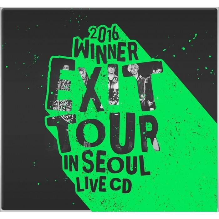 Winner - 2016 Exit Tour in Seoul Live