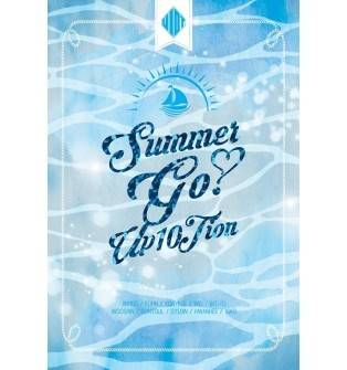 UP10TION - 4th Mini Album: Summer Go! CD