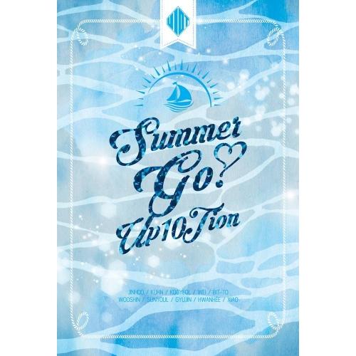 UP10TION - 4th Mini Album Summer Go!