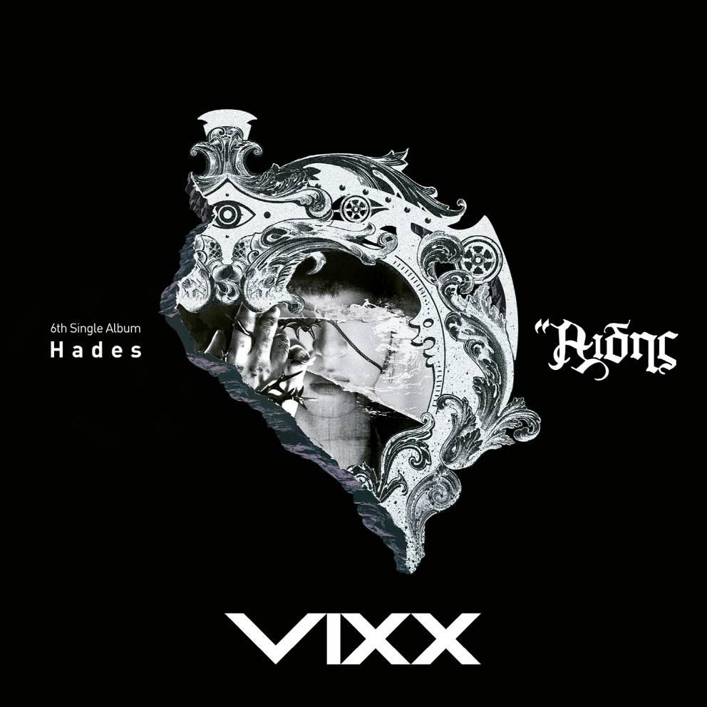 VIXX - 6th Single Album: Hades CD