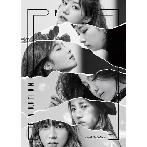 Apink - 3rd Album Pink Revolution