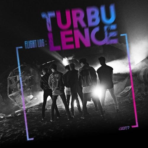 GOT7 - 2nd Album: Flight Log Turbulence CD
