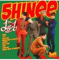 SHINee - 5th Album: 1 of 1 CD