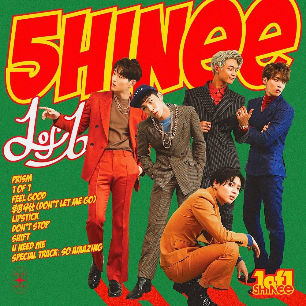 SHINee - 5th Album: 1 of 1 CD