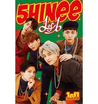 SHINee - 5th Album: 1 of 1 (Cassette Tape)
