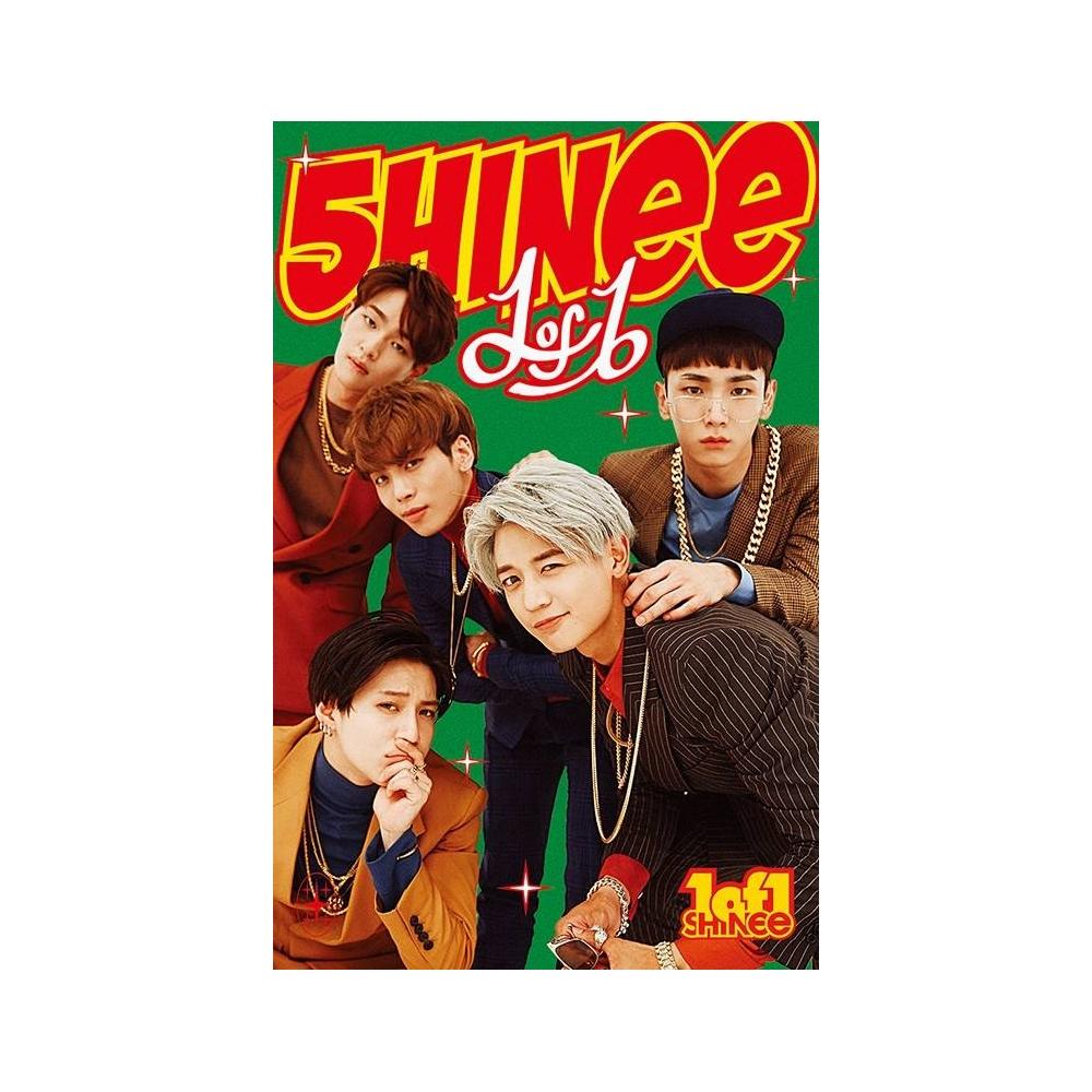 SHINee - 5th Album 1 of 1 (Cassette Tape)