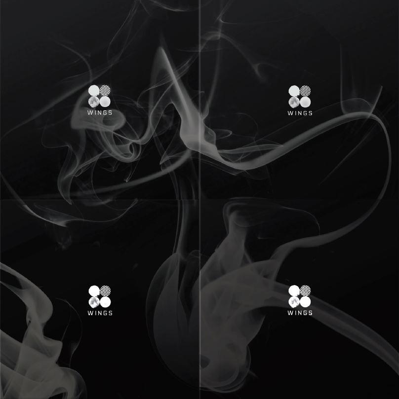 BTS - 2nd Album: WINGS CD (N Version)