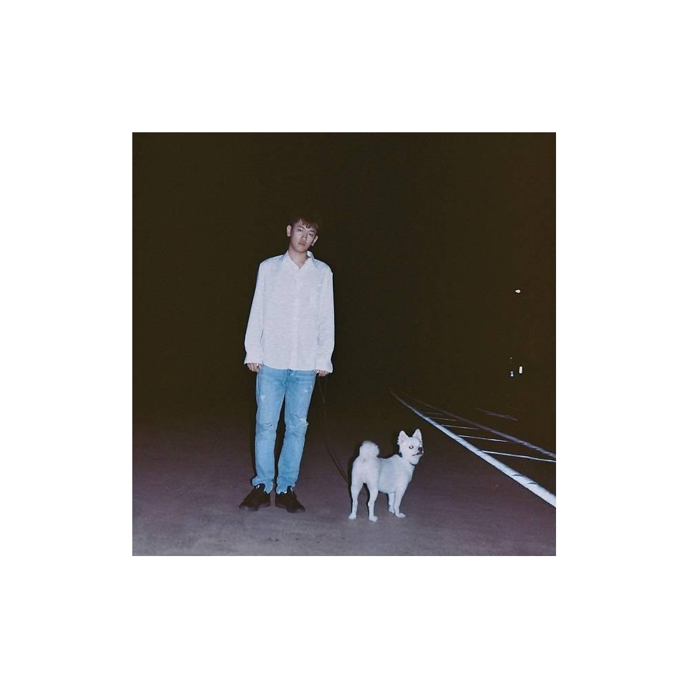 Crush - 2nd Mini Album Wonderlust