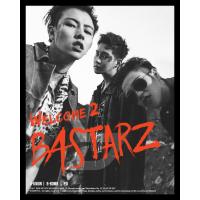Block B Bastarz - 2nd Mini Album: Welcome to Bastarz CD