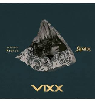 VIXX - 3rd Mini Album: Kratos CD