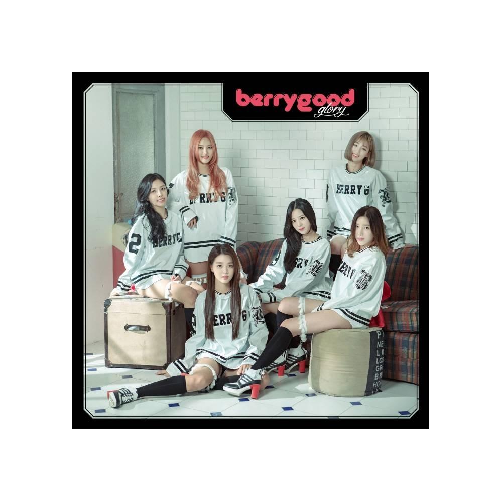 Berrygood - 2nd Mini Album Glory