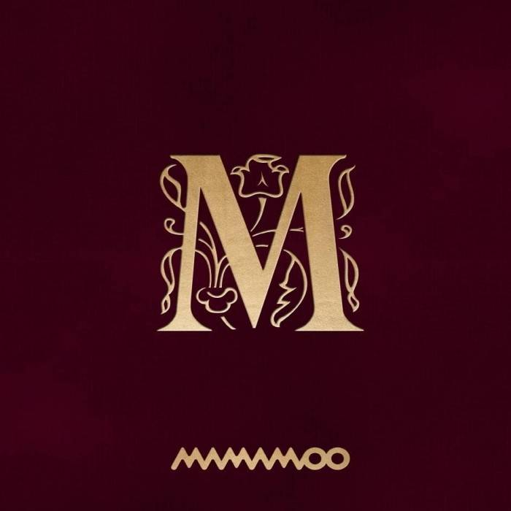 MAMAMOO - 4th Mini Album Memory