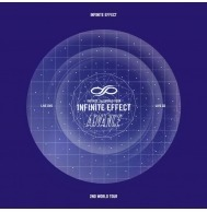 Infinite - Infinite Effect Advance Live 2DVD+2CD