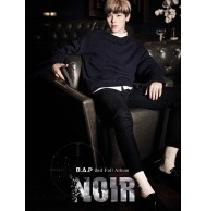 B.A.P - 2nd Album: NOIR CD (Zelo Version)