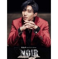 B.A.P - 2nd Album: NOIR CD (Jongup Version)
