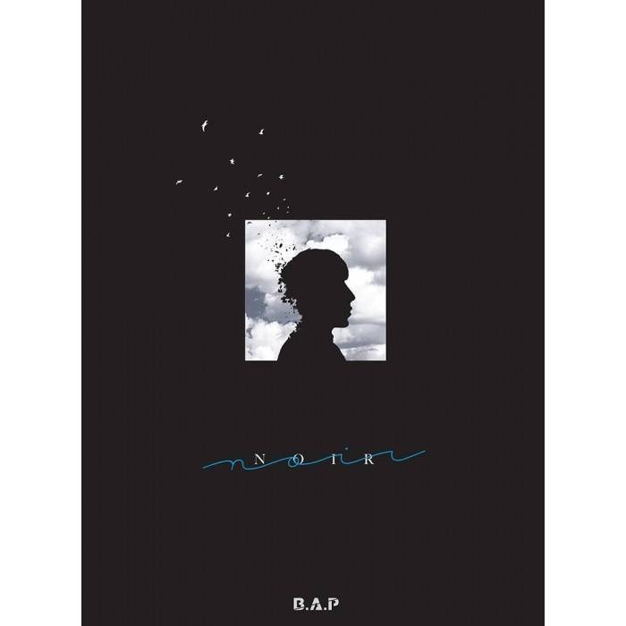 B.A.P - 2nd Album NOIR (Normal Ver.)