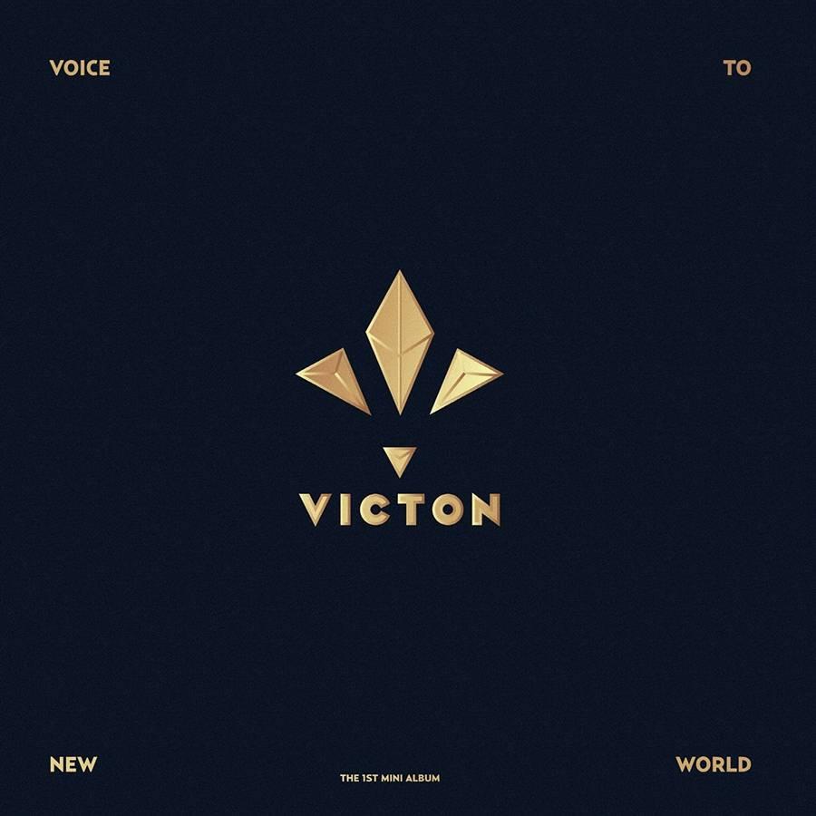VICTON - 1st Mini Album: Voice To New World CD