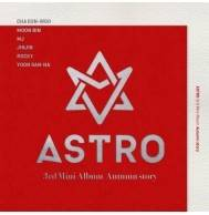Astro - 3rd Mini Album: Autumn Story CD (Red Version)