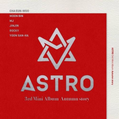Astro - 3rd Mini Album Autumn Story (Red Ver.)