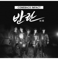 Imfact - 2nd Single Album CD