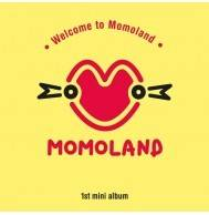 Momoland - 1st Mini Album: Welcome to Momoland CD