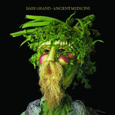 Baby Grand - Ancient Baby Mini LP CD