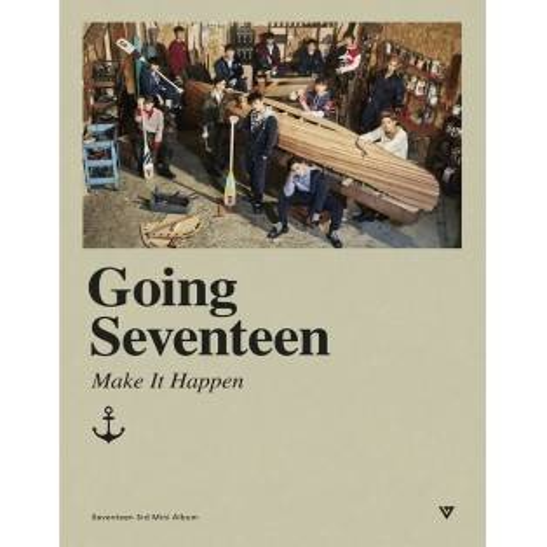 Seventeen - 3rd Mini Album Going Seventeen (Make It Happen Ver.)