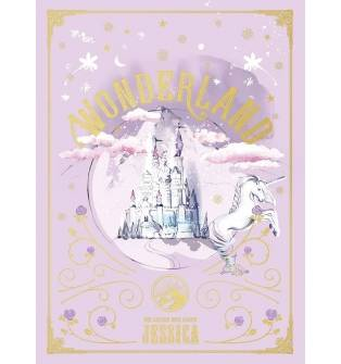 Jessica - 2nd Mini Album: Wonderland CD