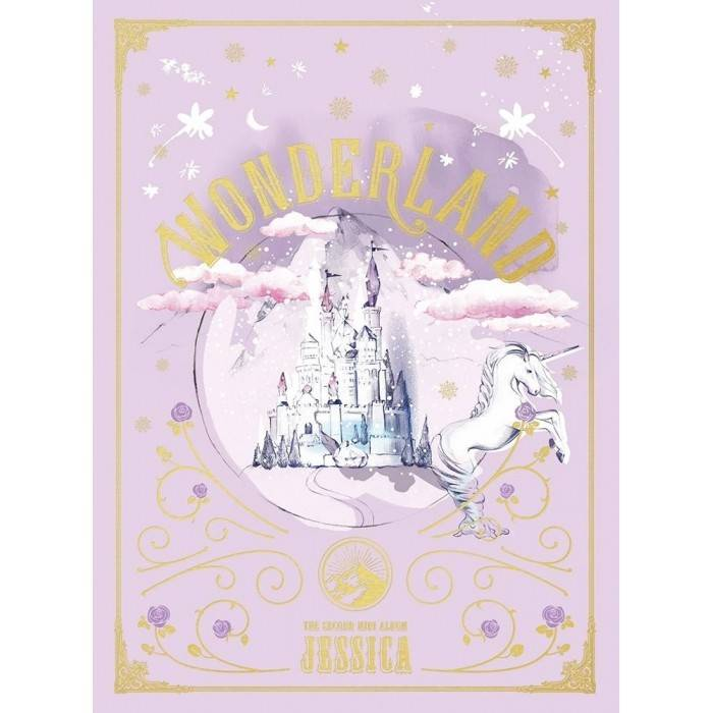 Jessica - 2nd Mini Album Wonderland