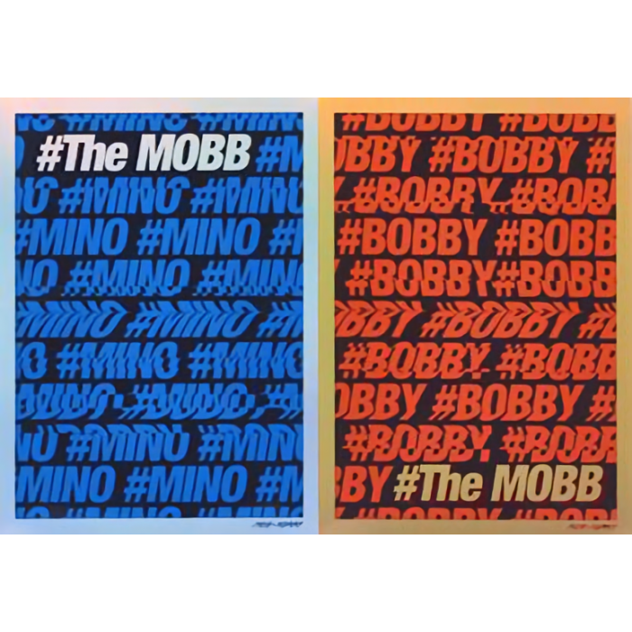 MOBB - Debut Mini Album The MOBB