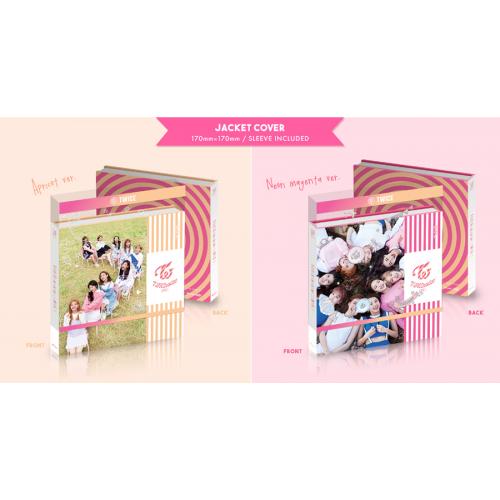 Twice - 3rd Mini Album Twicecoster Lane 1