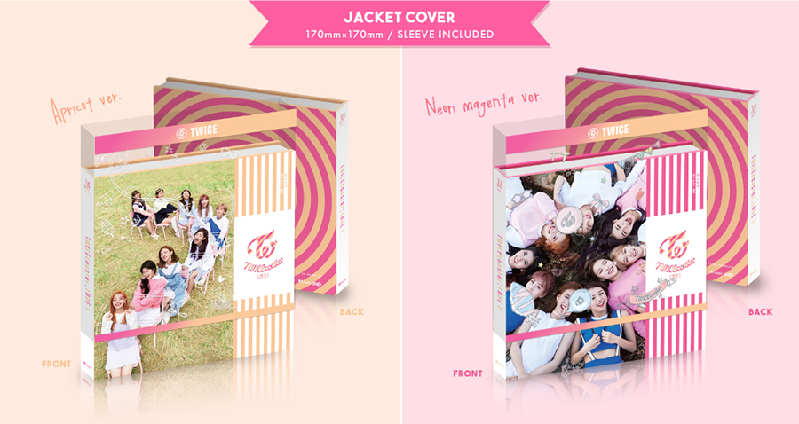 Twice - 3rd Mini Album: Twicecoster Lane 1 CD