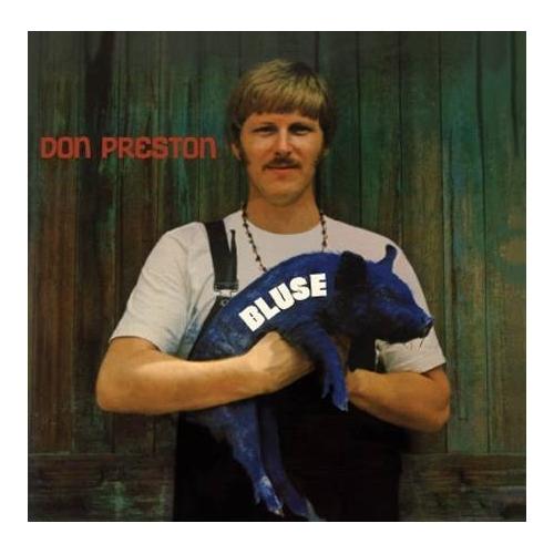 Don Preston - Blues CD (紙ジャケット仕様)