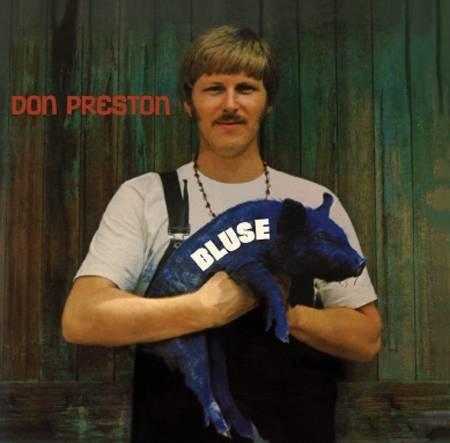Don Preston - Blues Mini LP CD