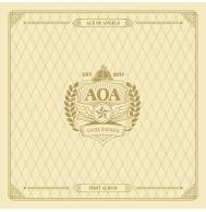 AOA - 1st Album Angel's Knock (Ver. A)