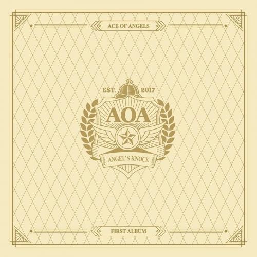 AOA - 1st Album Angel's Knock (Ver. A)