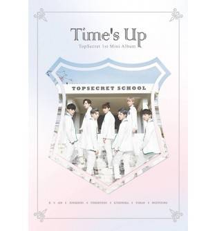Top Secret - 1st Mini Album: Time's Up