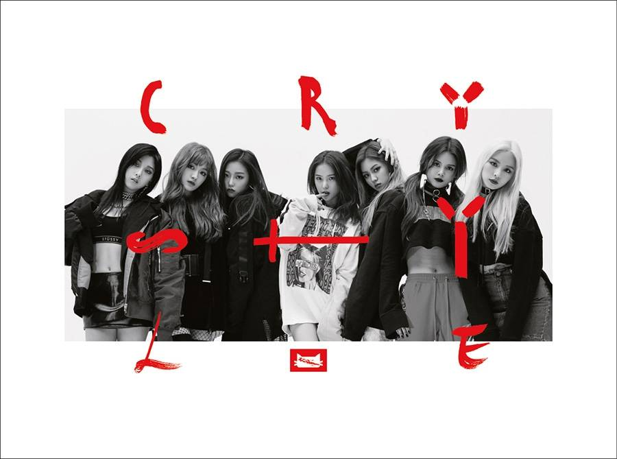 CLC - 5th Mini Album: Crystyle CD