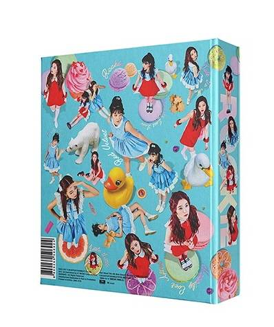 Red Velvet - 4th Mini Album: Rookie CD