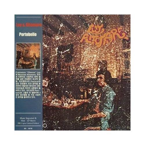 Loy & Altomare - Portobello (紙ジャケット仕様) CD