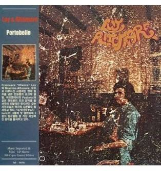 Loy & Altomare - Portobello Mini LP CD