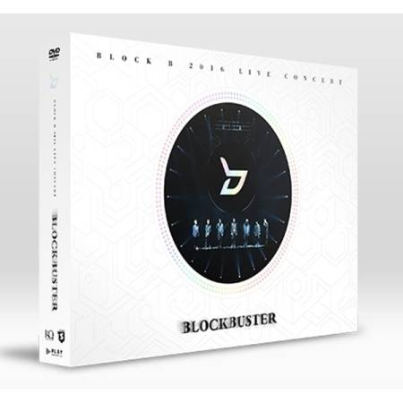 Block B - 2016 Live Concert Blockbuster DVD