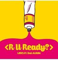 Lovelyz - 2nd Album: R U Ready? CD