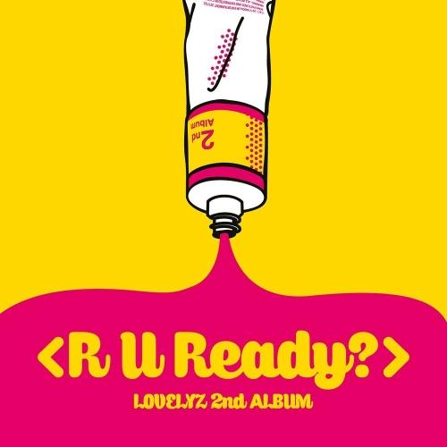 Lovelyz - 2nd Album: R U Ready? CD