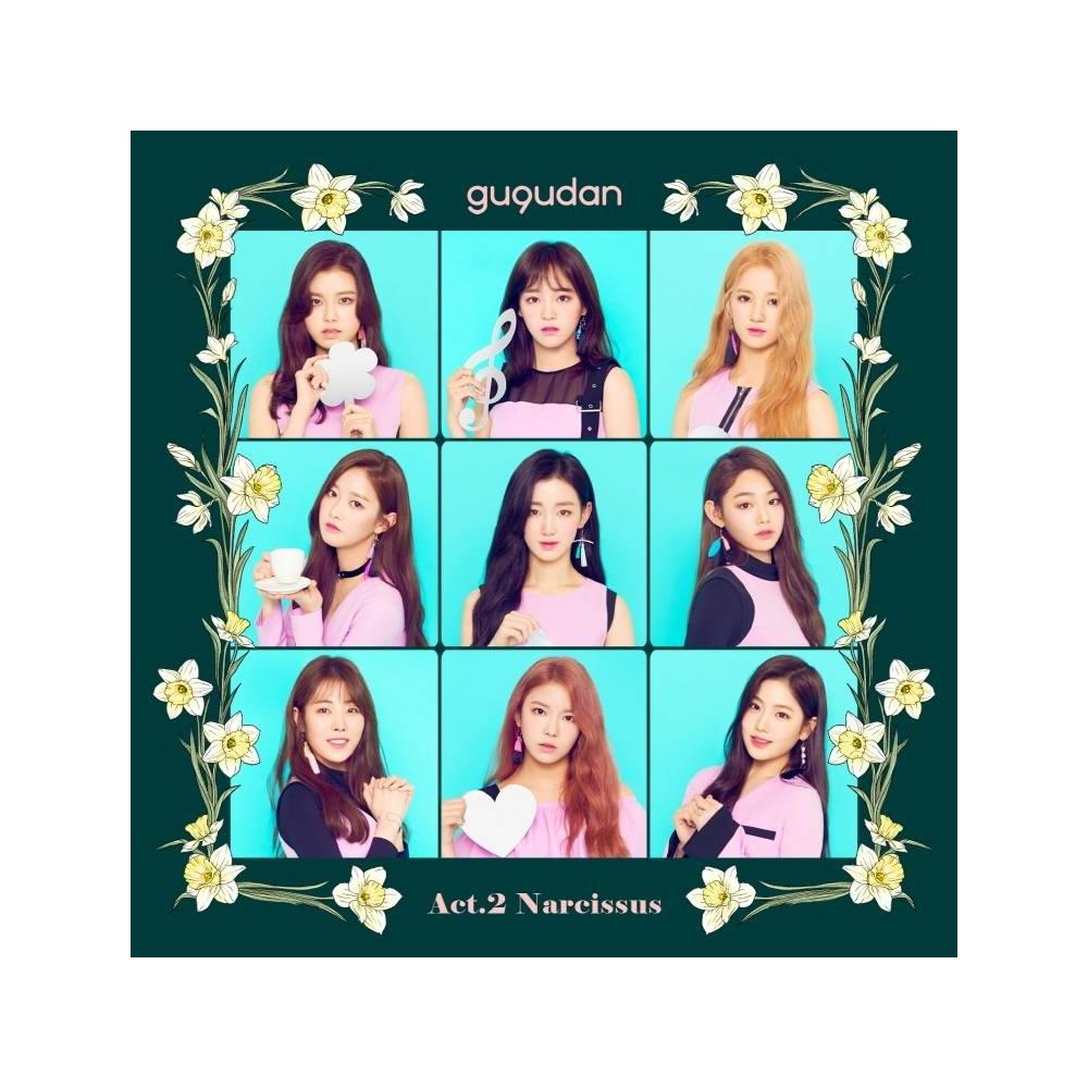 Gugudan - 2nd Mini Album Act.2 Narcissus
