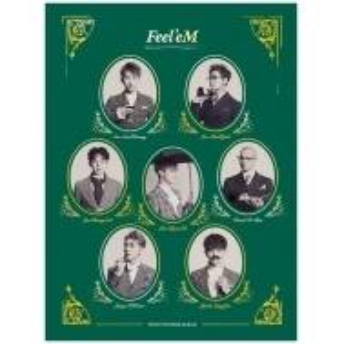 BTOB - 10th Mini Album: Feel'em CD